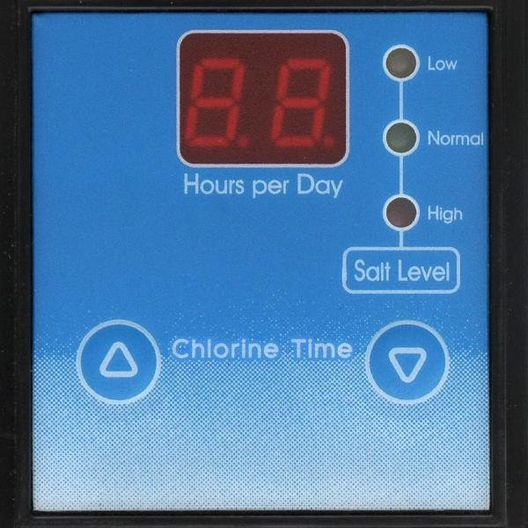 Saltron  Salt Chlorination System for Above Ground Pools Up to 20,000 Gallons