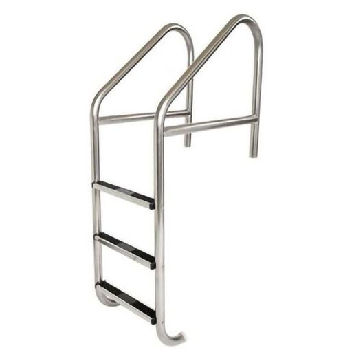 S.R. Smith - 23in. Commercial 3-Step Ladder with Stainless Steel Treads (.065in.) - 301867