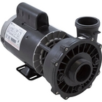 Waterway - Executive 56-Frame 2HP Dual-Speed Spa Pump, 2in. Intake, 2in. Discharge, 230V - 301897
