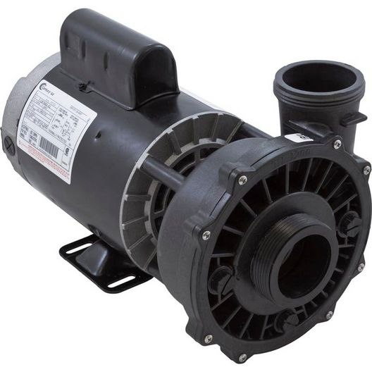 Executive 56-Frame 2HP Dual-Speed Spa Pump, 2in. Intake, 2in. Discharge, 230V