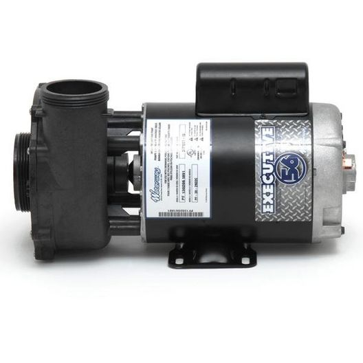 Executive 56-Frame 3HP Dual-Speed Spa Pump, 2-1/2in. Intake, 2in. Discharge, 230V