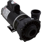 Waterway - Executive 56-Frame 4HP Single-Speed Spa Pump, 2-1/2in. Intake, 2in. Discharge, 230V - 301919