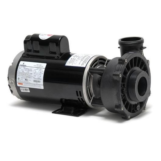 Waterway - Executive 56-Frame 5HP Dual-Speed Spa Pump, 2-1/2in. Intake, 2in. Discharge, 230V - 301921