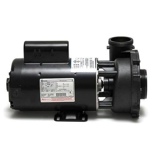 Executive 56-Frame 5HP Single-Speed Spa Pump, 2-1/2in. Intake, 2in. Discharge, 230V