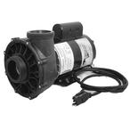 Waterway - Viper 56-Frame 3 HP Dual-Speed Spa Pump - 2 1/2 - 301943