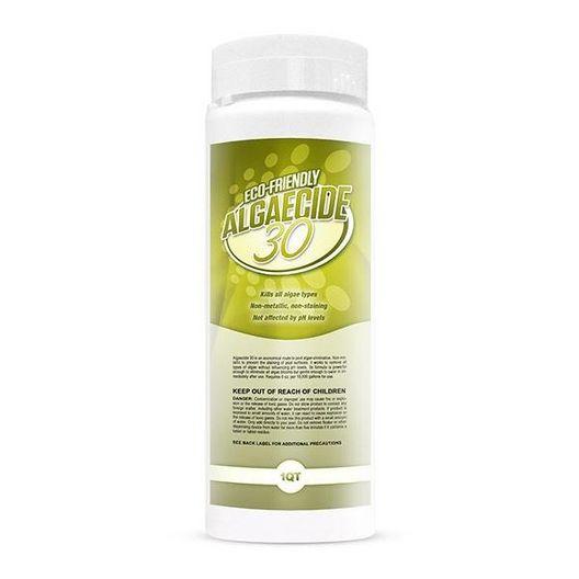 Poly Power 30 Non-Metallic, Non-Foaming Algaecide, 1 qt