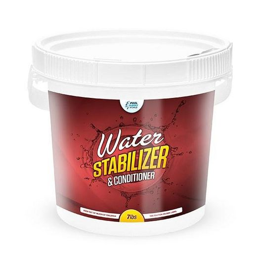 Water Stabilizer & Conditioner 7 lb Bucket