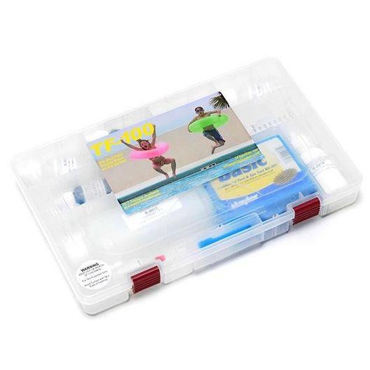 TF-100 FAS-DPD Pool Water Test Kit