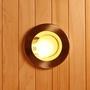 Buena Vista 1-2 Person Hemlock Infrared Sauna w/ 3 Ceramic Heaters