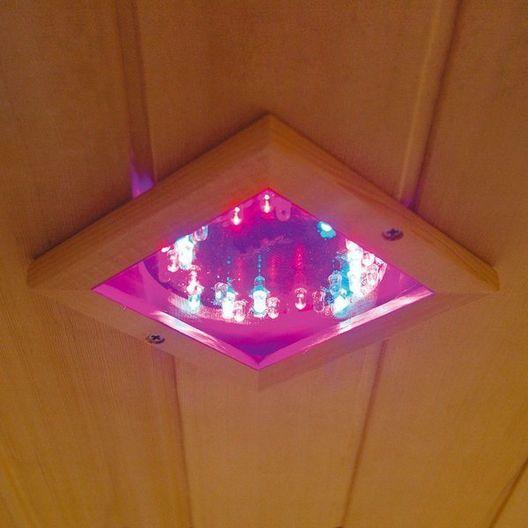 Heatwave - 2-Person Sauna with Ceramic Heaters - 303185