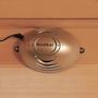 2-Person Sauna with Ceramic Heaters