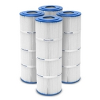 Filter Cartridge for Hayward C-570, SwimClear C3020, Super-Star-Clear C3000, and Sta-Rite PRC 75, 4 Pack