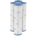 Filter Cartridge for Hayward SwimClear C-4025, 4 Pack