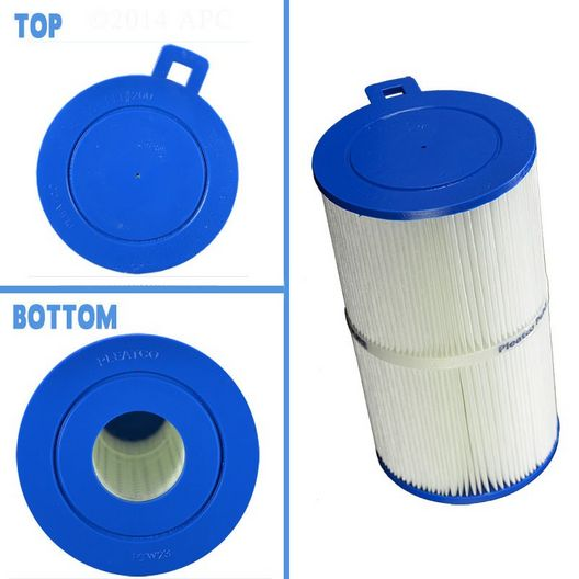 Filter Cartridge for  Whirlpool 50, C/top, Front Load
