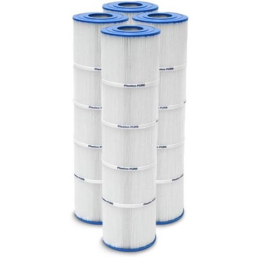 Pleatco - PJAN85-PAK4 Filter Cartridge Set for Jandy CL and CV 340 - 4 Pack - 303845