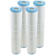 Pleatco - PJAN145-PAK4 Filter Cartridge Set for Jandy CL580/CV580 4-Pack