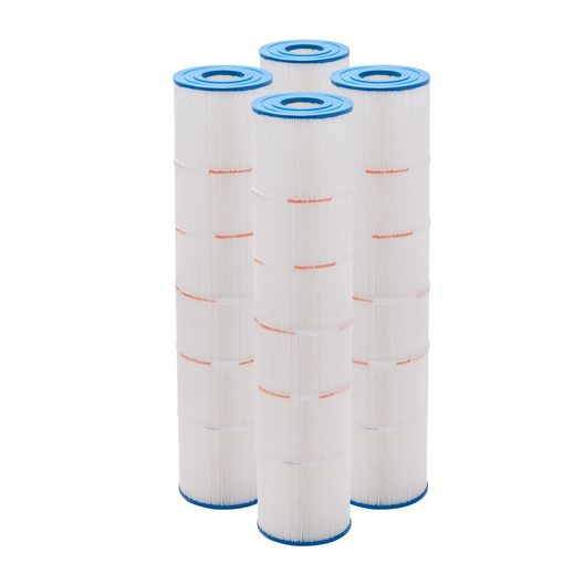 PCC130-PAK4 Filter Cartridge Set for Pentair Clean & Clear Plus 520 4-Pk