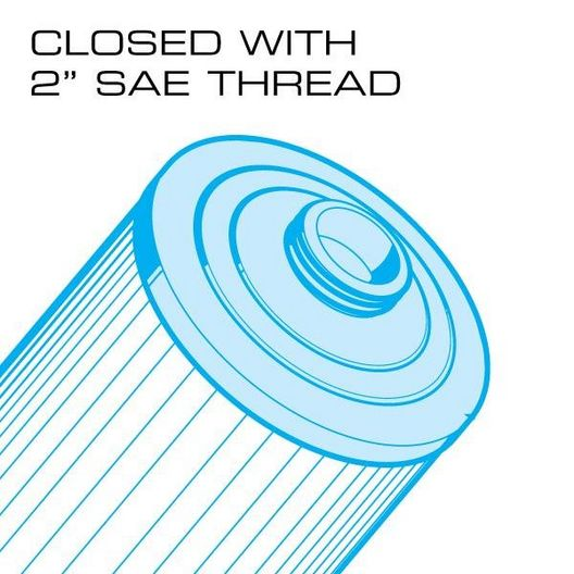 80 sq. ft. Spas - Microclean Replacement Filter Cartridge