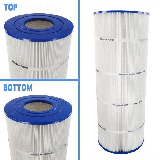 Pleatco - Filter Cartridge for Waterway Clearwater II, Pro-Clean 125, Above Ground Pools 817-0125N - 304147