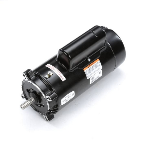 Century A.O. Smith - 56C C-Face 1-1/2 HP Single Speed Full Rated Pool Filter Motor, 19.4/9.7A 115/230V