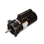 56J C-Face 3/4 HP Single Speed Full Rated Pool Filter Motor, 11.0/5.5A 115/230V