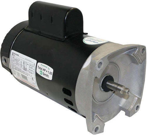 Century A.O. Smith - B2984 Square Flange Dual Speed Full Rated 56Y Pump Motor