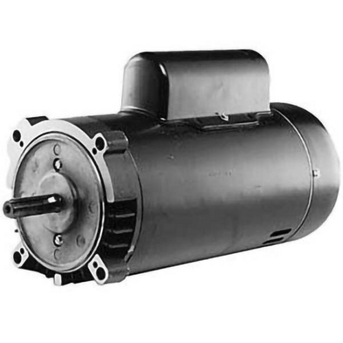 Century A.O. Smith - 56C C-Face 3/4 HP Single Speed Full Rated Pool Filter Motor, 14.6/7.3A 115/230V