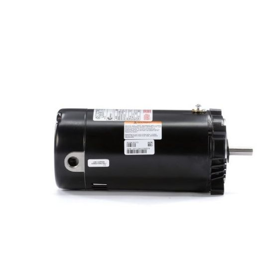 56C C-Face 3/4 HP Single Speed Full Rated Pool Filter Motor, 14.6/7.3A 115/230V