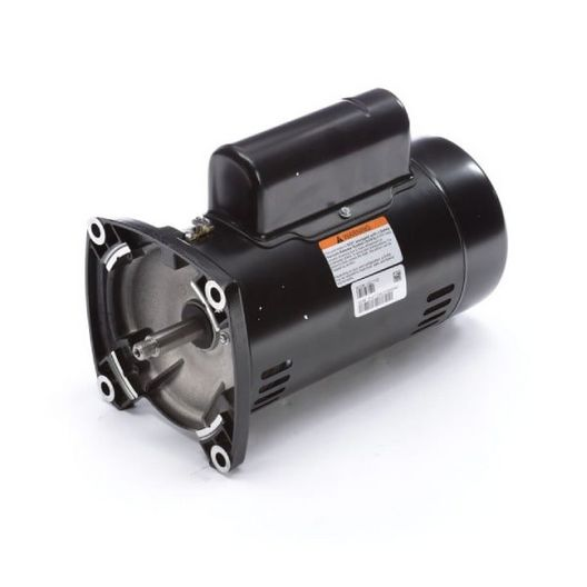 Century A.O Smith  48Y Square Flange 1 HP Up-Rated Pool Filter Motor 12.6/6.3A 115/230V