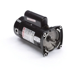 Century A.O. Smith - 48Y Square Flange 1 HP Up-Rated Pool Filter Motor, 12.6/6.3A 115/230V - 304334