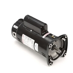 48Y Square Flange 1-1/2 HP Up-Rated Pool Filter Motor, 16.0/8.0A 115/230V