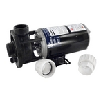 Aqua-Flo Flo-Master CP 2 HP 220V Dual Speed 48 Frame Center Discharge Pump