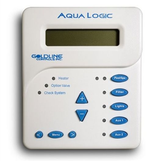 Hayward - Pro Logic and Aqua Plus Wired Remote (Spa) White, for use with P-4 System - 304416
