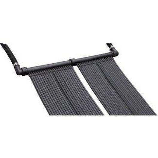 Horizon Ventures  EcoSaver 30 x 10 Solar Panel Pool Heater for Above Ground Pools (2 Pack)
