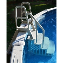 "Main Access - Smart Step - 4 Step Entry for 48""-54"" Pool Walls, 200600T"
