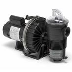 345219 Challenger High Pressure Standard Efficiency 3HP Pool Pump, 230V