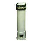 Dynamic II Series Top Load Filter with 3oz. Cartridge Filter