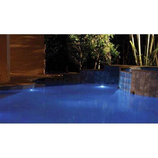 602054 GloBrite LED Pool Light with 50' Cord, 12V