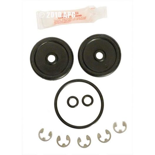 Pac-Fab 2in. Slide Valve Rebuild O-Ring Kit