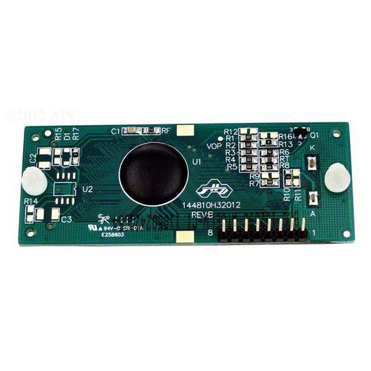 Raypak - Replacement LCD Display - 304734