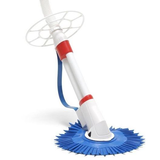 Splash  11271 Suction Side Pool Cleaner Complete with 31 Hose