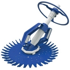Splash - 11271 Suction Side Pool Cleaner, Complete with 31' Hose - 304785