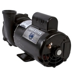 Waterway - Executive 56-Frame 4HP Single-Speed Spa Pump, 2in. Intake, 2in. Discharge, 230V - 304855