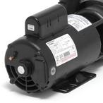 Waterway - Executive 56 - 3712021-1D - 5HP Single-Speed 56 FR Spa Pump 230V - 304856