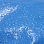 Ultralight Solid Safety Cover 15' x 30' Rectangle, Blue - 20 yr Warranty