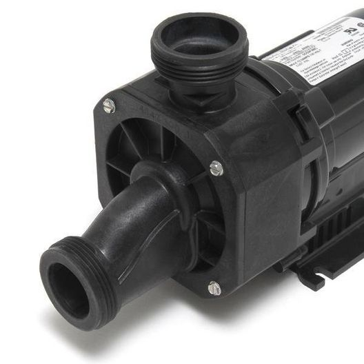 Balboa  Gemini Plus II Series Bath Tub Pump 120V 1-1/2HP with Cord  12-1/2 Amps