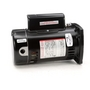 48Y Square Flange 3/4 HP Up-Rated Pool Filter Motor, 9.6/4.8A 115/230V
