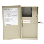 Intermatic - Dual Time Clock Pool Panel Enclosure Only without Time Clocks - 305206