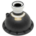 Jandy - Top Valve Housing with Threaded Union Adaptor - 305227