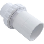 2in. PVC Coupler Kit with 1-1/2in. ABS Threaded Unions